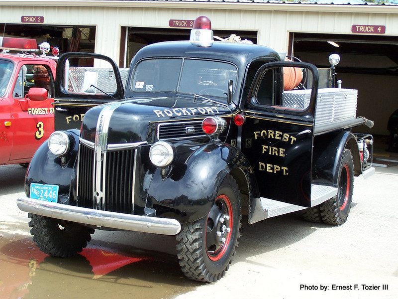 Forest Fire 2 - 1941 Ford 500/550 (Photo #2)