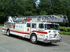 Ladder 1- 1985 Seagrave 100' Rearmount Aerial (Ex-FDNY) (Disposed of, 2015)