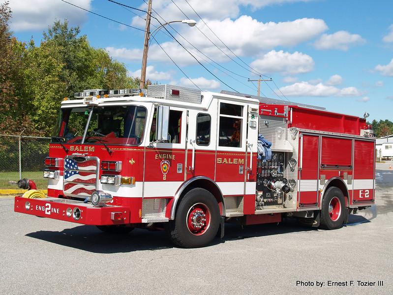 Engine 2 - 2006 Pierce Arrow XT 1500/1000/60F