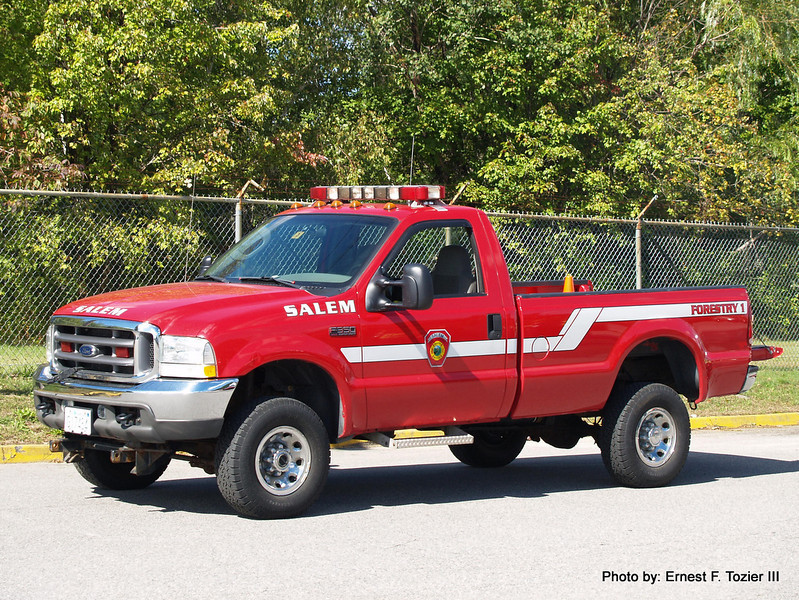 Forestry 1 - 2004 Ford F-350