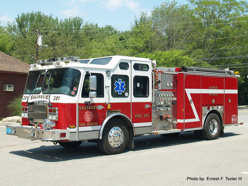 Engine 201 - 2006 E-One Typhoon 1500/750/30F