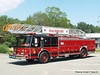 Ladder 1 - 1991 E-One Hurricane 110' Rearmount Aerial (Ex-Reading Ladder 1)