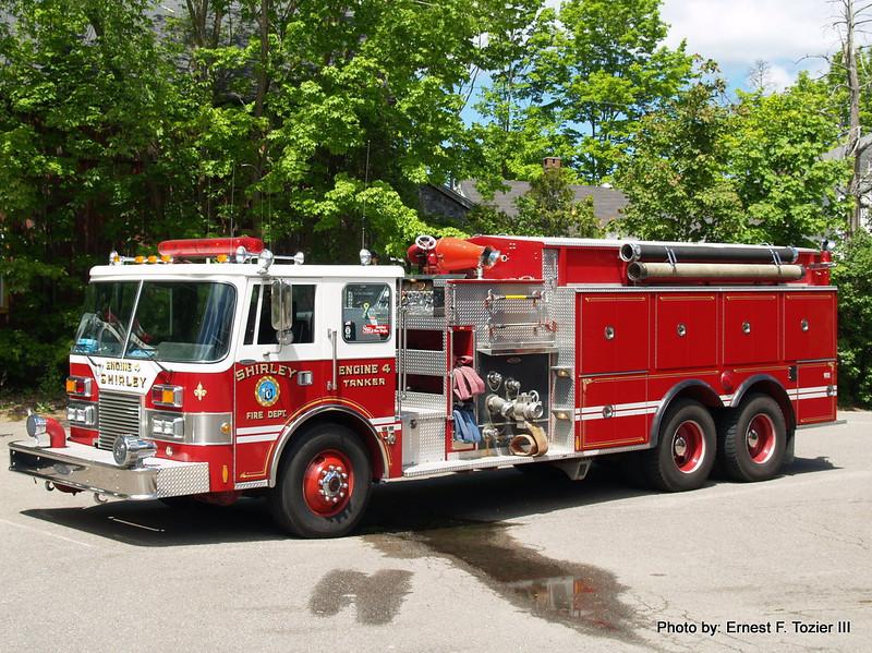 Engine 4 - 1992 Pierce Dash 1500/2500