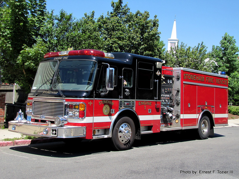 Engine 1 - 2001 American LaFrance 1250/500/20A/30B