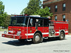 Engine 4	 - 1989 E-One Cyclone 1000/500 (New bumper)