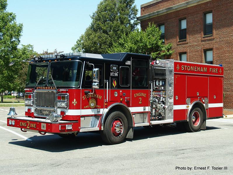 Engine 2 - 2016 Seagrave Marauder II 1250/750/30B