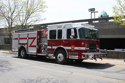 X Engine 1 - 2007 Spartan/E-One 1750/1000 Now Engine 3