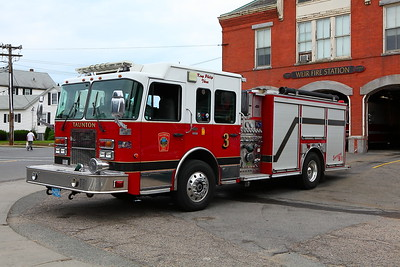 Engine 3 - 2007 Spartan/E-One 1500/1000 Ex Engine 1