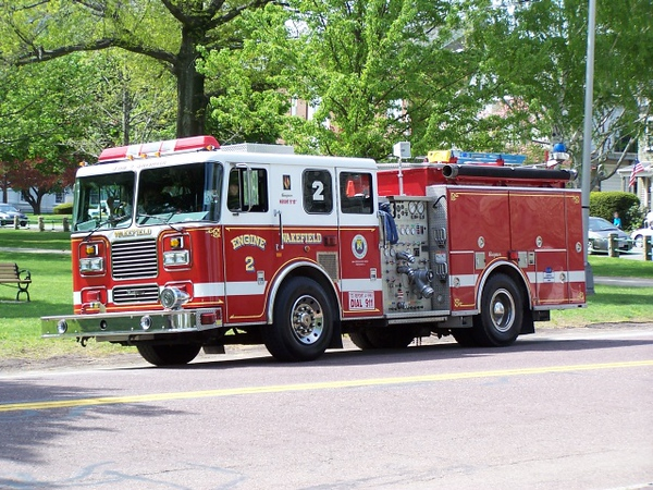 Engine 2 - 2001 Seagrave 1250/750/30F