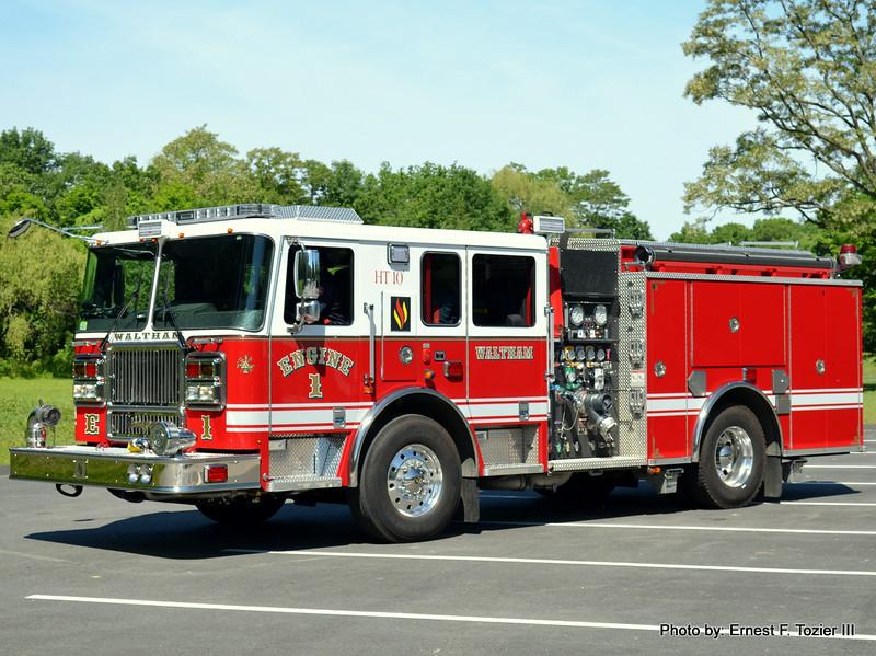 Engine 1 - 2013 Seagrave Marauder II 1250/500/30F