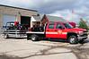 Brush Unit - 2001 Chevrolet Silverado - Future Line Manufacturing  & Polaris/Ranger 6 wheel ATV - Photo Added October 17th, 2014.