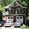 Former Station 3. This firehouse is now a private residence.