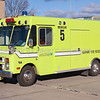Rescue 5 (Support Unit 1915)  Chevrolet/3D- Former Howard Fire Dept. unit<br /> Carries Hurst extrication equipment