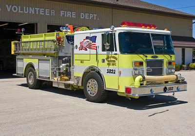 Outagamie County, WI Apparatus