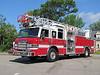 Truck 8 - 2007 Pierce Velocity 1750/500 75 ft. aluminum aerial