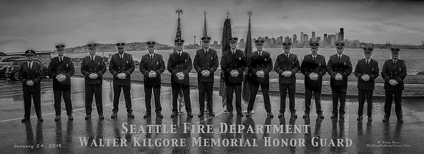 Seattle Fire Honor Guard