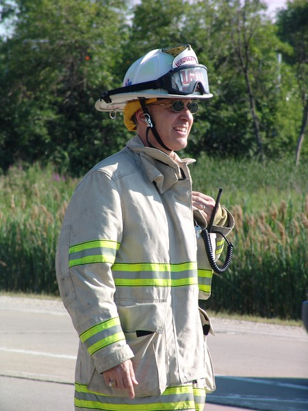 Skokie Fire Department Deputy Chief