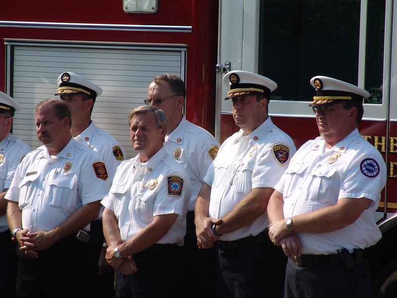 Red Center Fire Chiefs.