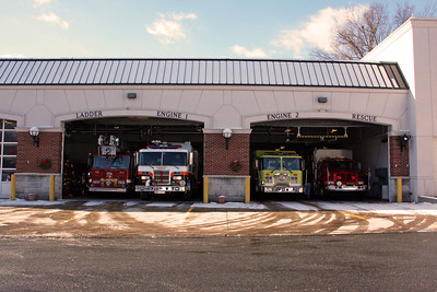 Hasbrouck Heights Fire Department 1-26-14