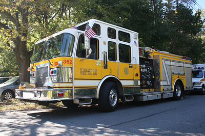 56th Annual Northern Valley Fire Chief's Parade Held In Closter 10-10-10