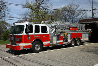 Teaneck Fire Department   (2013)