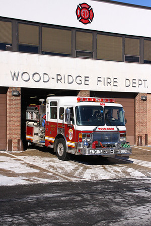 Wood Ridge Fire Department 1-26-14
