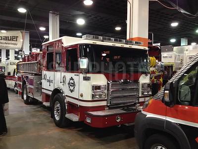 2015 FIRE-EMS MEGA SHOW