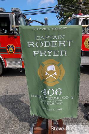 50 Anniv LODD Capt Robert Pryer