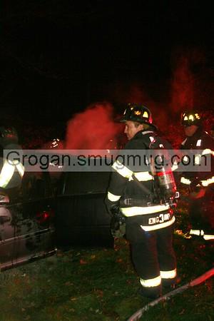 Car Fire SSP 11/13/11
