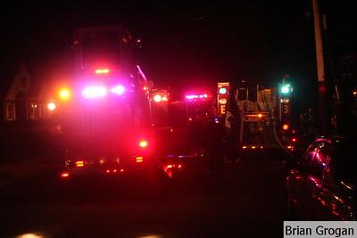 Everett St. House Fire 4/2/2010