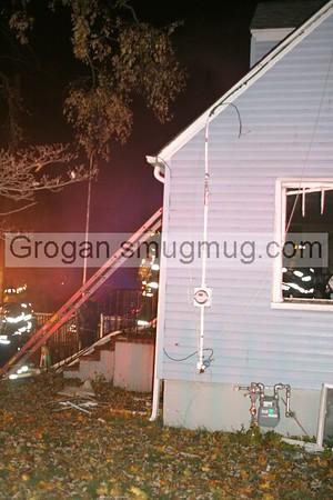 Rosalind rd Signal 10 house fire 11/17/11
