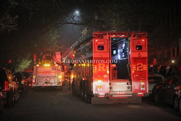 Brooklyn 4th Alarm Box 931 257 hancock st 4-19-16
