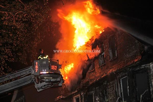 Brooklyn Box 3000 4th Alarm 1312 Glenwood Rd 9/3/15