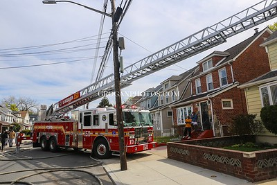 Queens Box 5678 4th Alarm fatal house fire  112-14 208 st 4/23/17