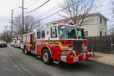 Queens 3rd Alarm Box 1131 Beatrice Ct. 1/12/17