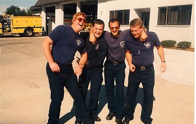 Orange, TJ, Donnie & Dick
