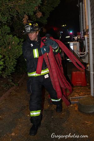 Hempstead Ave Brush Fire 5/23/21
