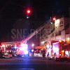 Long Beach Fire Dept was called to 75 W Broadway for a report of a building fire.