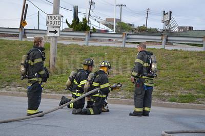 Long Beach Fire Training