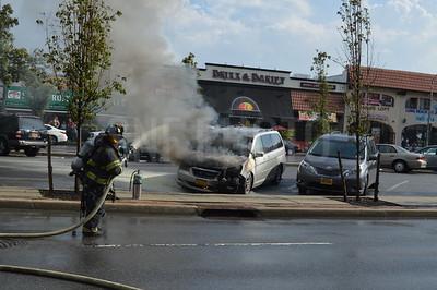Park Ave(Car Fire)