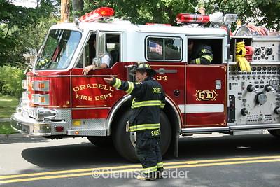 Oradell Fire Dept 2008