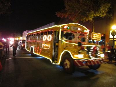 Huntington Christmas Parade