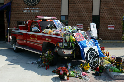 In Memory of New Carlisle Fire Department Assistant Chief Jamie Middlebrook
