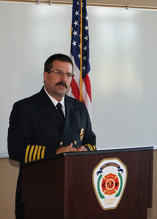 Penn Fire Department - Swearing In and Promotion Ceremony