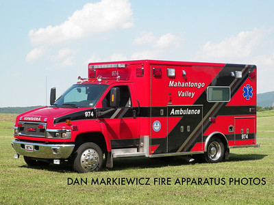MAHANTONGO VALLEY AMBULANCE