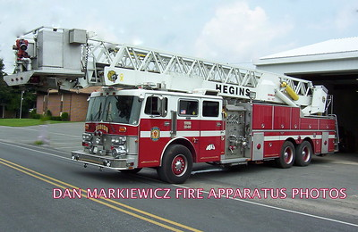 HEGINS FIRE CO.