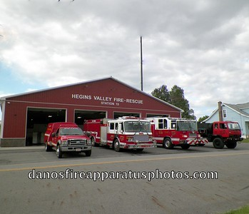 HEGINS VALLEY FIRE & RESCUE CO.