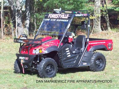 FORESTVILLE CITIZENS FIRE CO.