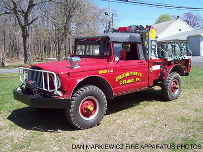 DELANO FIRE CO.
