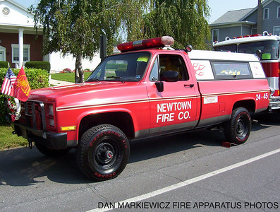 NEWTOWN FIRE CO.